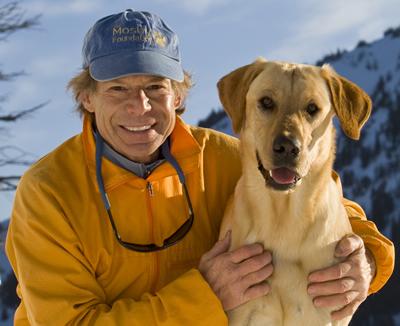 Ted e seu Pukka