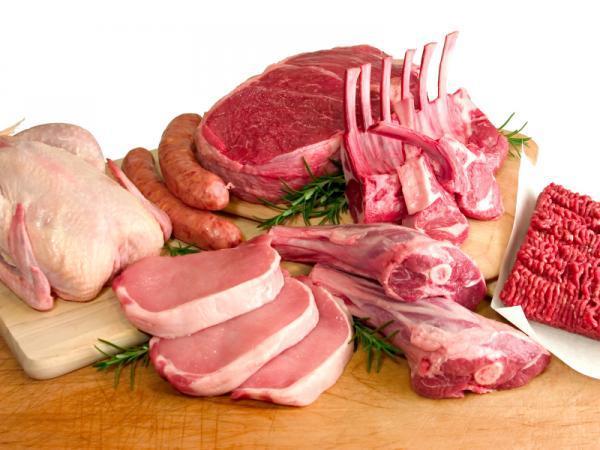 Proteínas adequadas a um animal carnívoro são as encontradas em carnes, vísceras, ovos e peixes. (Créditos: diyhealth.com)